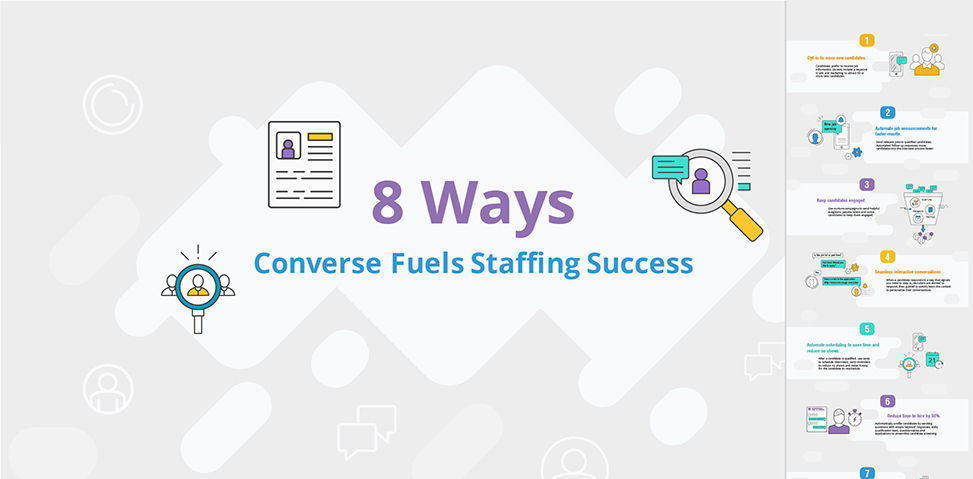 8 Ways Text Messaging for Staffing Fuels Success