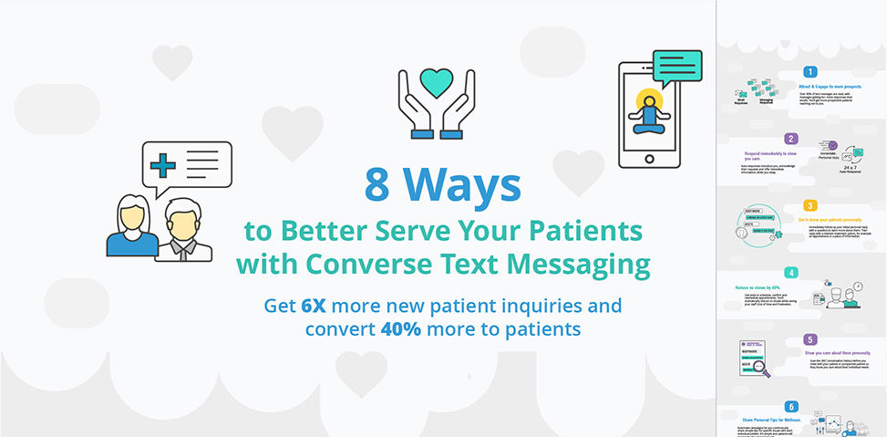 8 Ways To Better Serve Patients With Text Messaging For Wellness